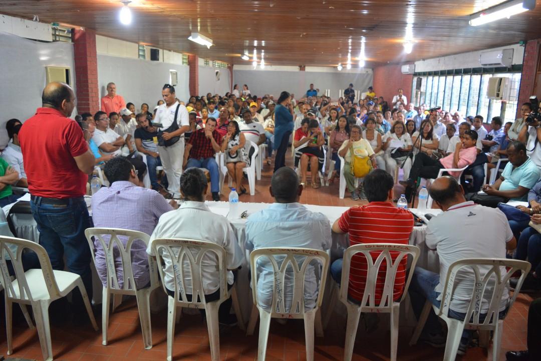 Los líderes comunales también están preocupados porque la juventud se preocupe en continuar con su labor y asuman ahora el liderazgo en sus sectores.
