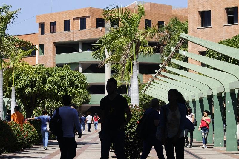 En la Universidad Popular del Cesar el proselitismo político se debe adelantar después de que se produzca el acto administrativo del rector convocando elecciones.  Foto Joaquín Ramírez