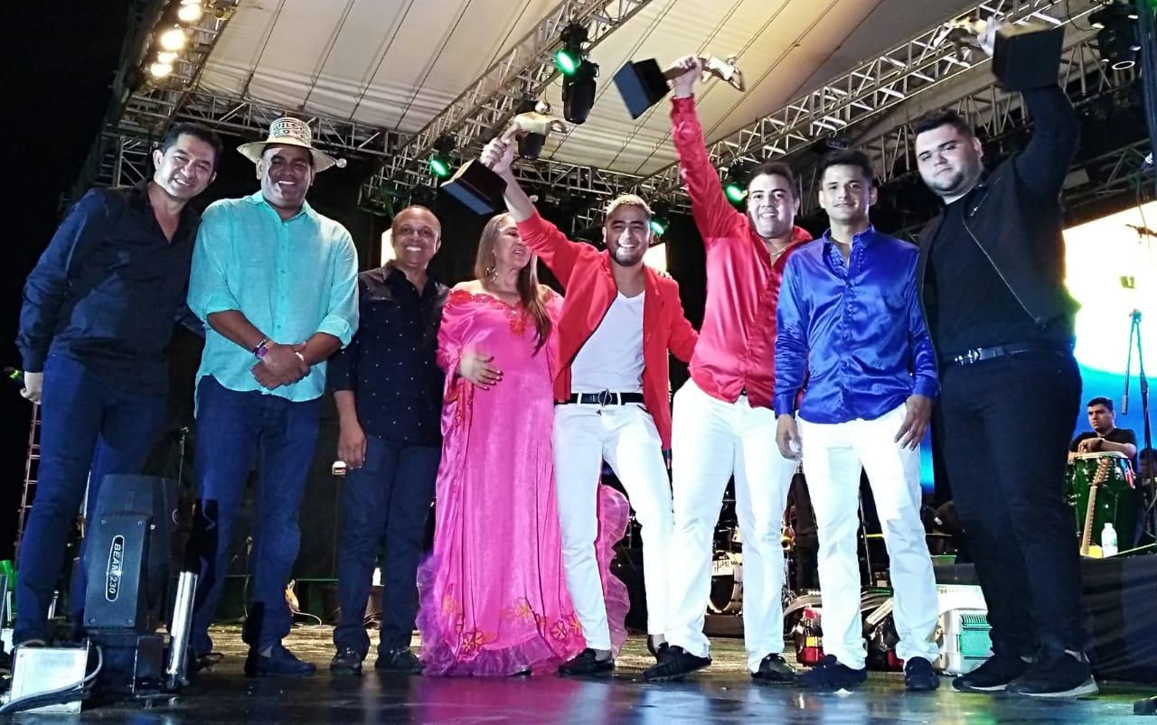 Ganadores del Festival Francisco El Hombre 2019.  Foto: Mariartuh Mosquera.