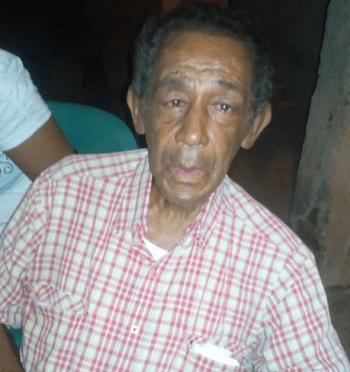 Víctor Manuel Castilla Padilla fue encontrado muerto el domingo 12 de mayo en la margen derecha del río Guatapurí.  CORTESÍA
