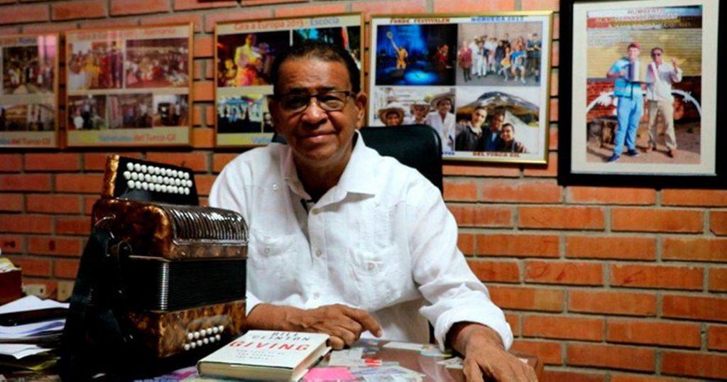 Andrés 'El Turco' Gil.