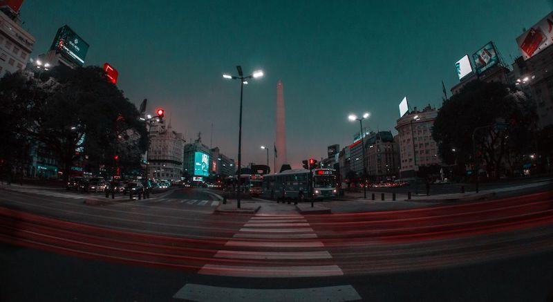 Viajar a Buenos Aires con el Cyberlunes Foto: Matías Wong