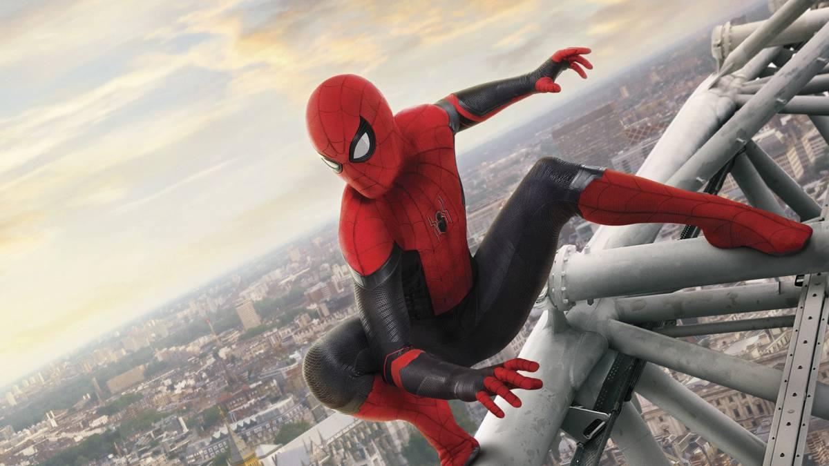 Spider -Man: lejos de casa.   REFERENCIA