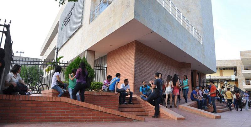 Áreandina en los últimos años abrió carreras como Medicina, Licenciatura en Educación Infantil, entre otras.  ARCHIVO