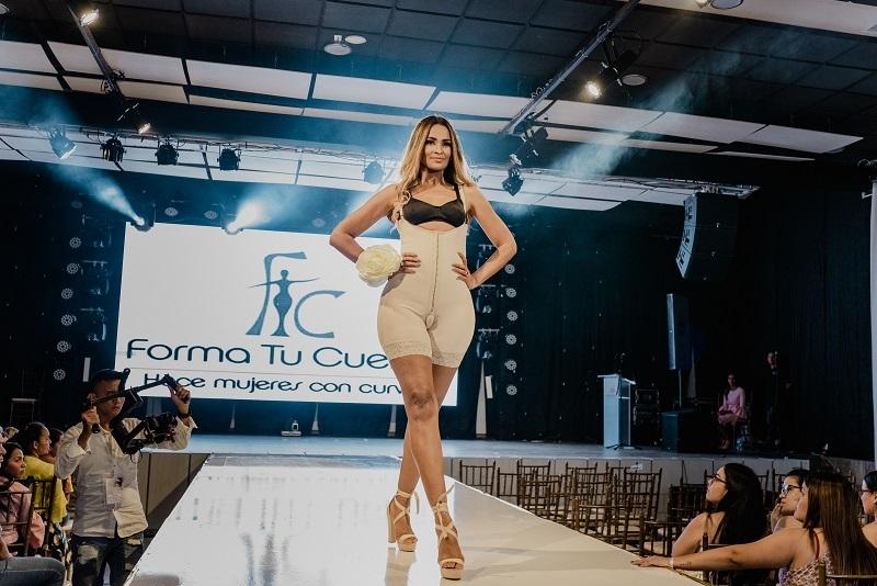 La virreina nacional 2003 y Miss Internacional 2004 Jeimmy Paola Vargas Gómez dialogó con EL PILÓN sobre sus roles en la actualidad.  FOTO: SUMINISTRADA