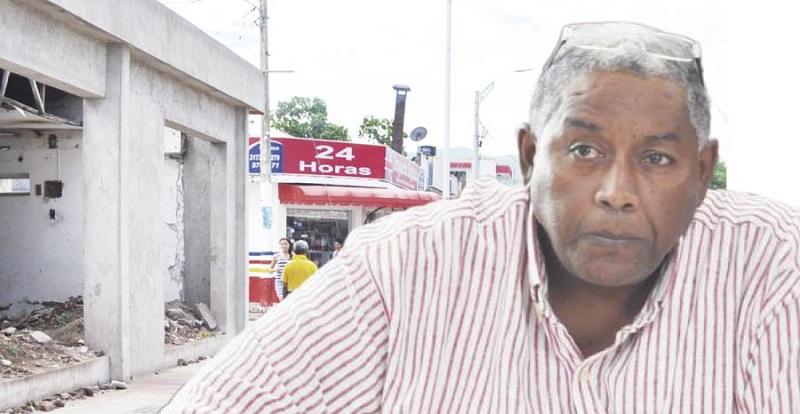'Luchito' Peñaloza Fuentes ha liderado un polémico gobierno en el municipio de Agustín Codazzi.  CORTESÍA