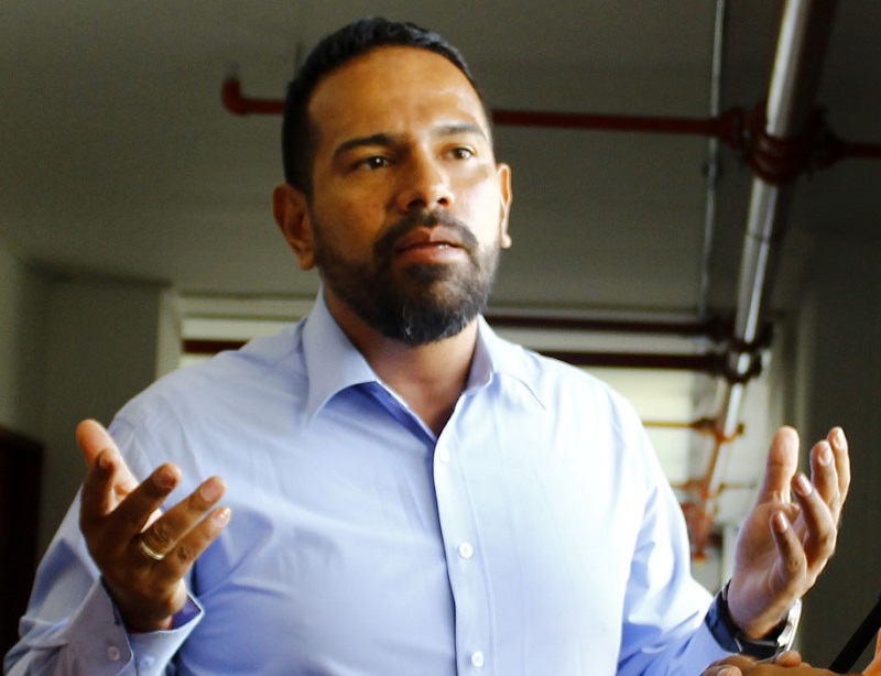 El capitán Eduardo Merchán Prieto.   FOTO: JOAQUÍN RAMIREZ