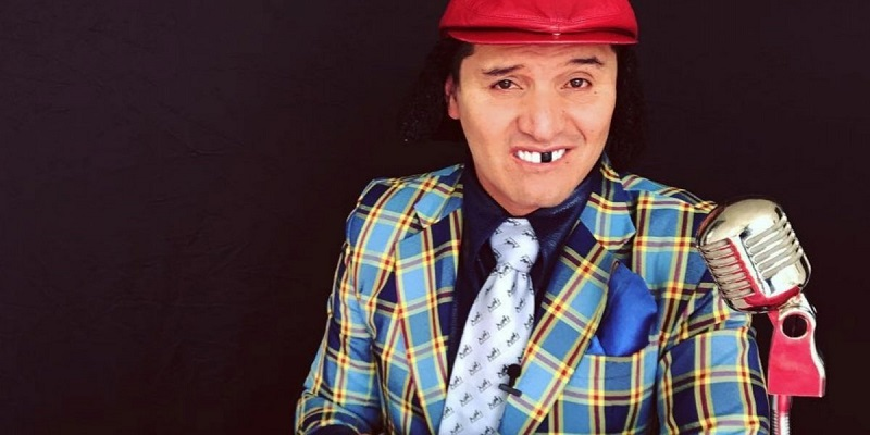 Hassam Gómez, humorista colombiano.