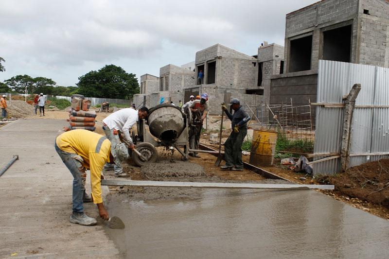 En el 2019 el sector construcción generó en el país 1.5 millones de empleos y se proyecta para el 2020 generar un millón de empleos adicionales.