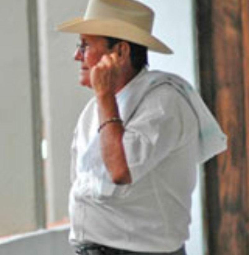 José María 'Chepe' Barrera, exjefe paramilitar.  FOTO/ Archivo Revista Semana