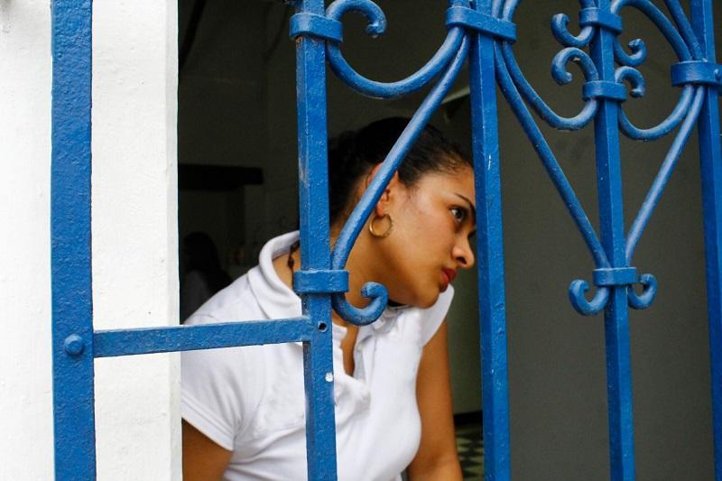 Existen algunas personas que empiezan a sentir sentimientos de minusvalía, soledad, ansiedad, depresión y pánico ante la emergencia del Covid-19.   FOTO/JOAQUÍN RAMÍREZ.