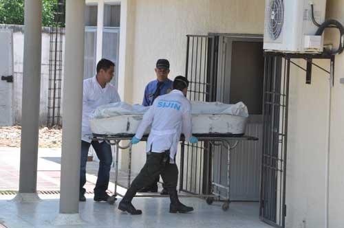 El cuerpo de la víctima permanecía en Medicina Legal.  IMAGEN DE REFERENCIA.