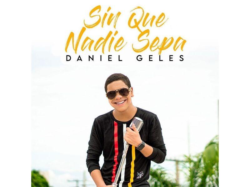Daniel Geles presenta su primera canción 'Sin que nadie sepa'.   FOTO/CORTESÍA.