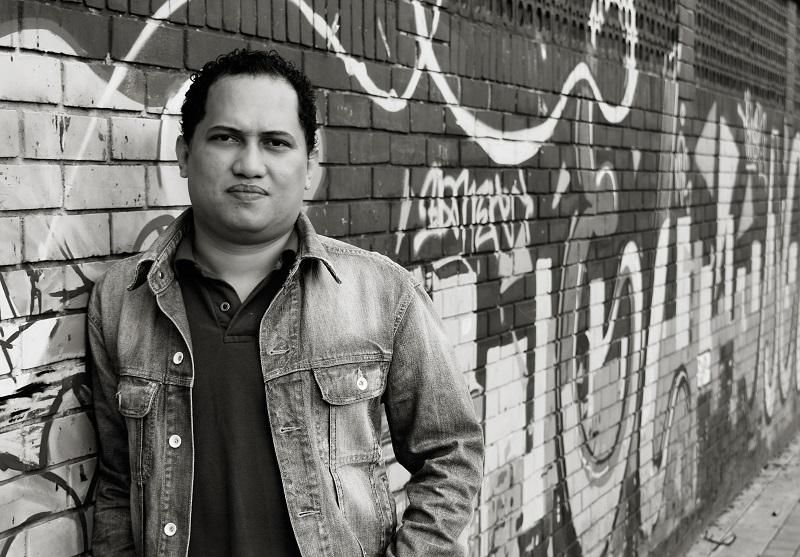 Miguel Barrios Payares, escritor.   FOTO/CORTESÍA.