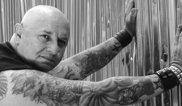 Rafael Uribe Ochoa tenía más de 25 años de trayectoria artística.   FOTO/CORTESÍA.