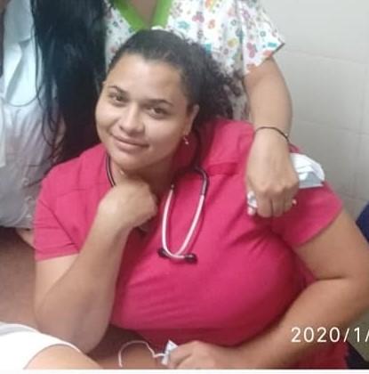 Carolina Castro era médico general.   FOTO/CORTESÍA.