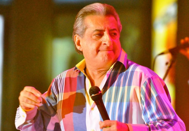 Jorge Oñate, 'El Jilguero de América', siempre de la mano de Dios.