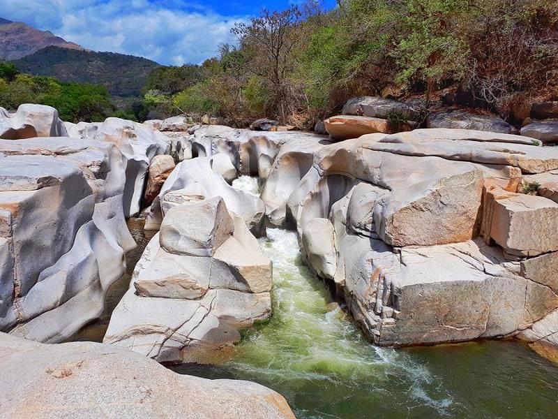 Los corregimientos de Valledupar son visitados por sus ríos.  FOTO/CORTESÍA.