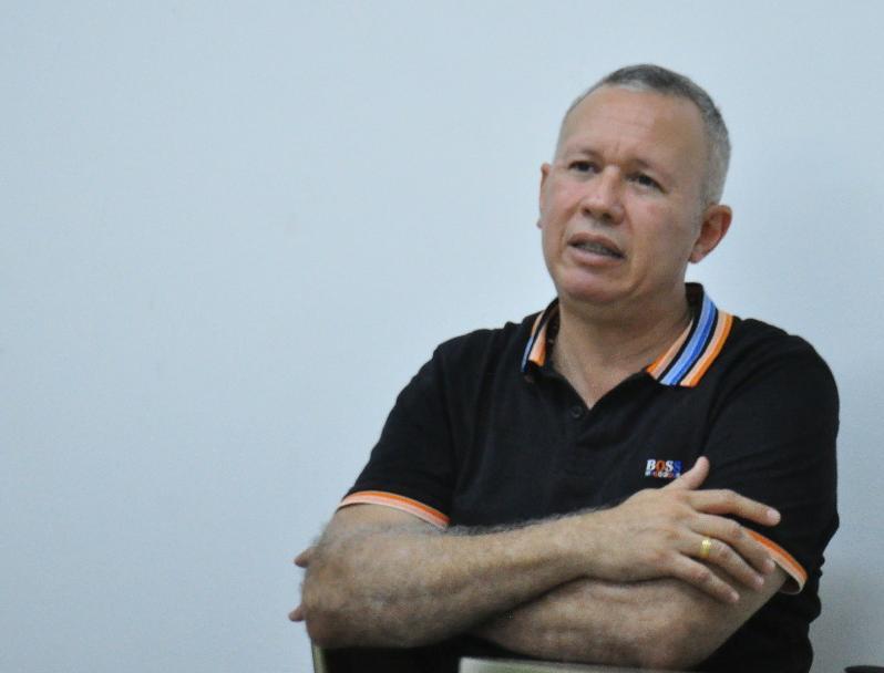 La defensa de Chacón está a la espera de que se resuelva la impugnación contra el fallo de habeas corpus.  FOTO/JOAQUÍN RAMÍREZ.