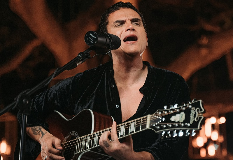Silvestre Dangond, cantante vallenato.   FOTO/CORTESÍA.