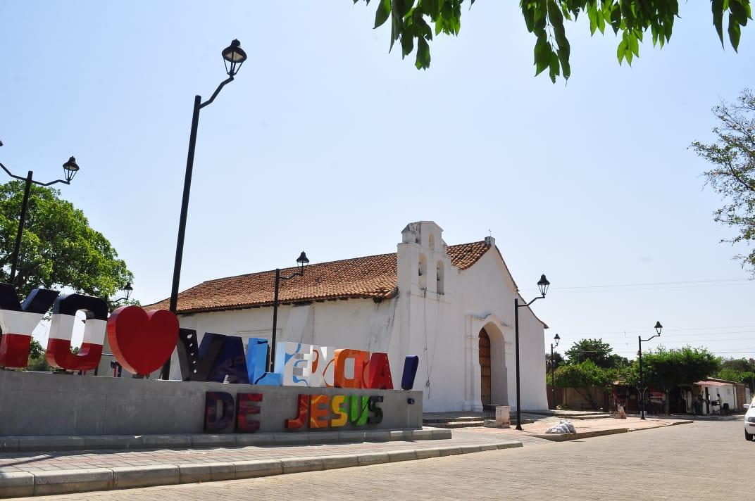 Iglesia de Valencia de Jesús.