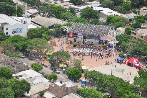 Los menores residen en el barrio Primero de Mayo de Valledupar.  IMAGEN DE REFERENCIA.