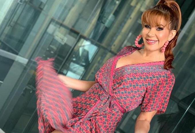Lady Noriega, actriz y cantante colombiana.   FOTO/CORTESÍA.