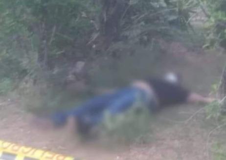 La víctima fue encontrada en una zona apartada y boscosa.