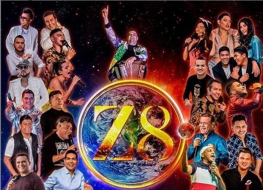 En total 23 artistas hacen parte de 'La zona 8 de Colombia para el mundo'.     FOTO: CORTESÍA.