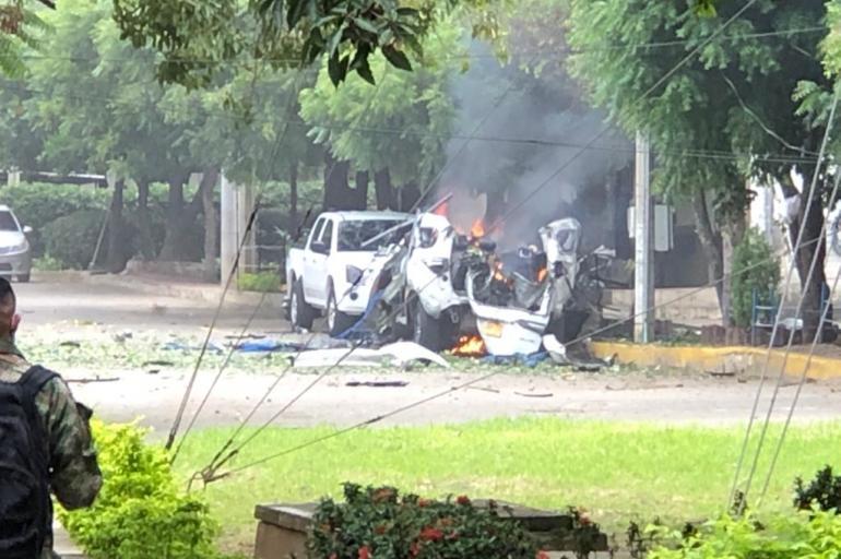 Carro bomba en Cúcuta | EL UNIVERSAL - Cartagena