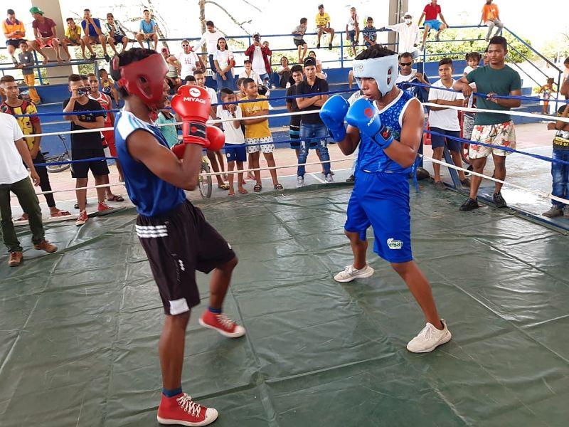 El boxeo del Cesar sigue con planes de superar sus anteriores actuaciones.