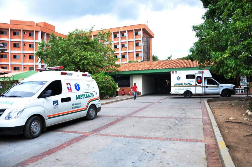Hospital Rosario Pumarejo de López.  Foto: Joaquín Ramírez/EL PILÓN