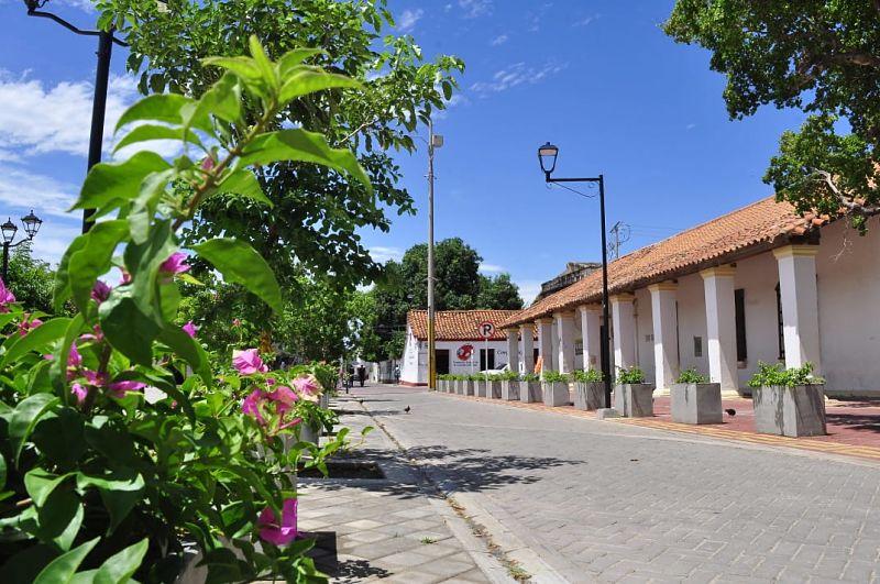 Calles de Valledupar. Foto: Joaquín Ramírez