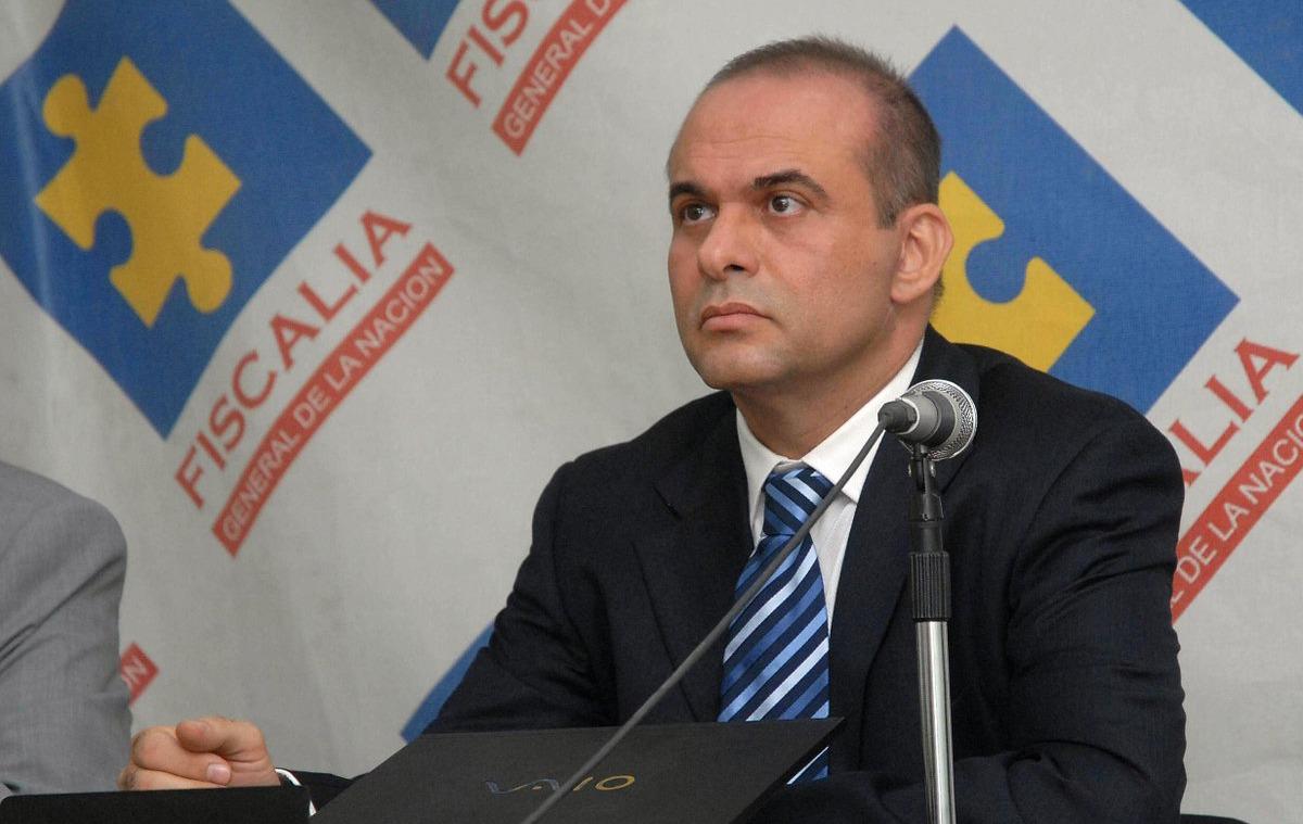 Salvatore Mancuso, exparamilitar.