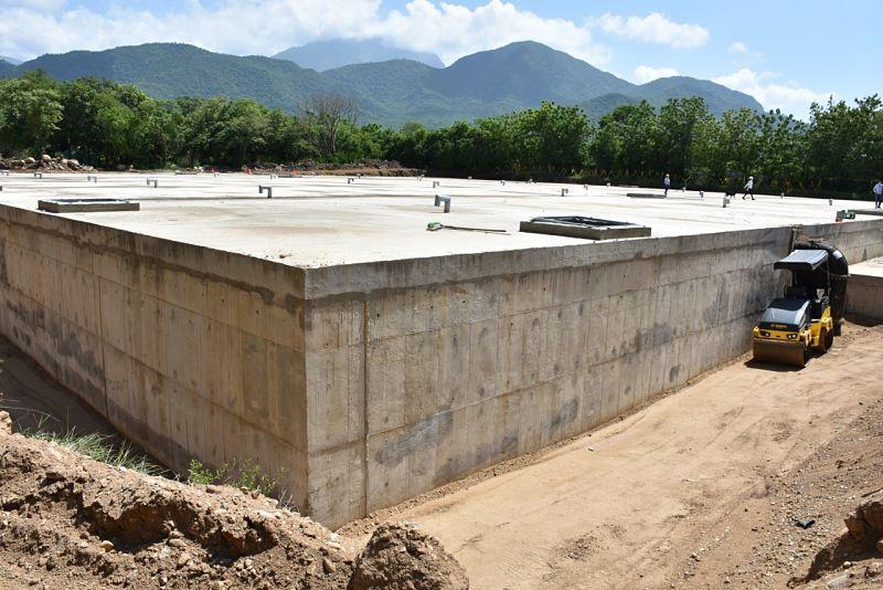 El servicio se cortará para completar las obras en el Tanque de almacenamiento.