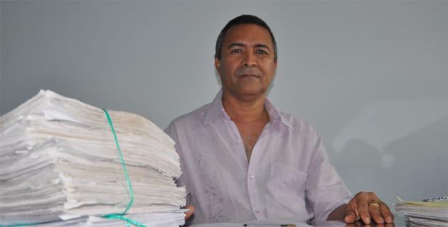 Rama Judicial de luto: murió el fiscal Franklin Martínez - El Pilón | Noticias de Valledupar, El Vallenato y el Caribe Colombiano