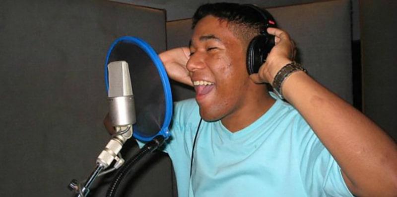 Kaleth Morales era reconocido como el 'rey de la nueva ola' en el vallenato.     FOTO: CORTESÍA.