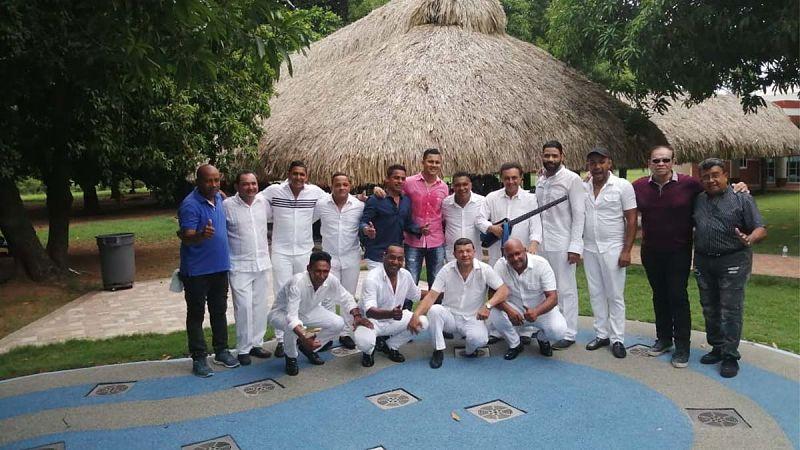 El grupo surgió hace dos años en Valledupar.    FOTO: CORTESÍA.