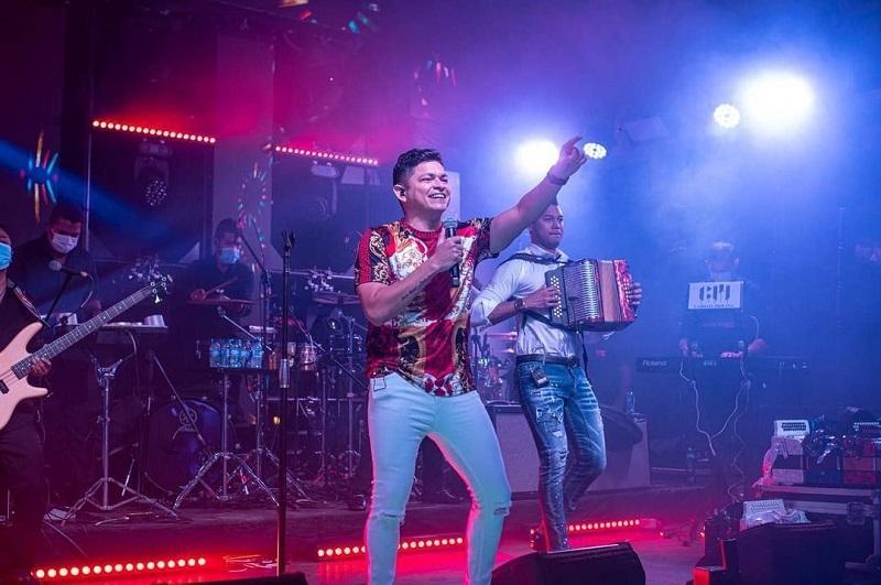 'Mono' Zabaleta y Daniel Maestre lanzarán su nuevo álbum a mediados de julio de 2021.     FOTO: CORTESÍA.