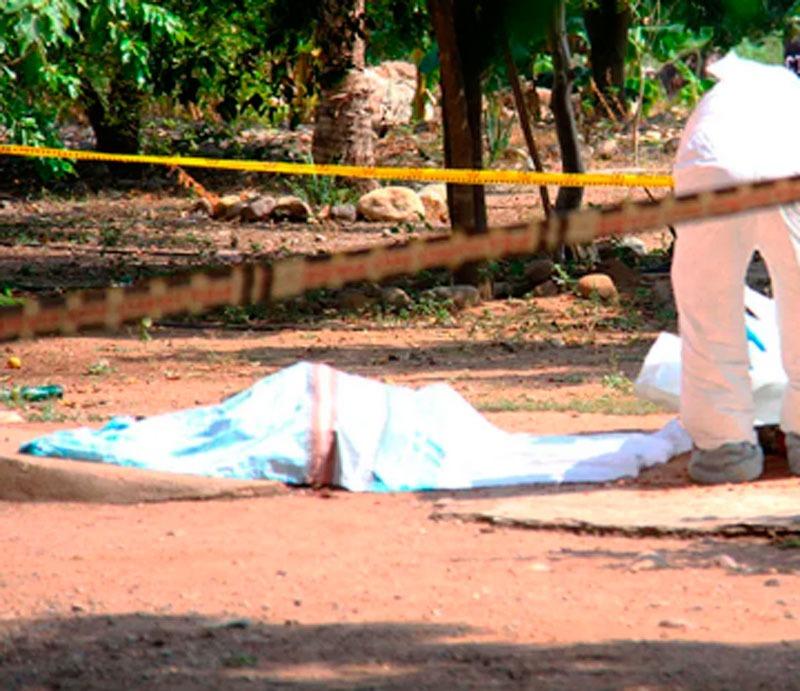Las víctimas no pudieron ser identificadas por no tener documentación.  IMAGEN DE REFERENCIA.