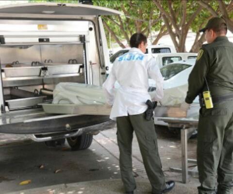 El homicidio ocurrió en el barrio centro del municipio.  IMAGEN DE REFERENCIA.
