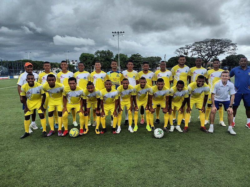 Nápoles de Becerril está tercero con 19 puntos en zona de clasificación para la siguiente fase.  FOTO: CORTESÍA.