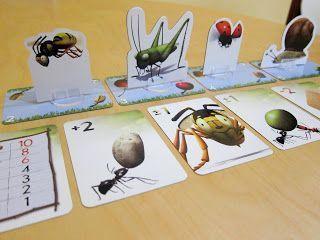 Minuscule - juego de mesa