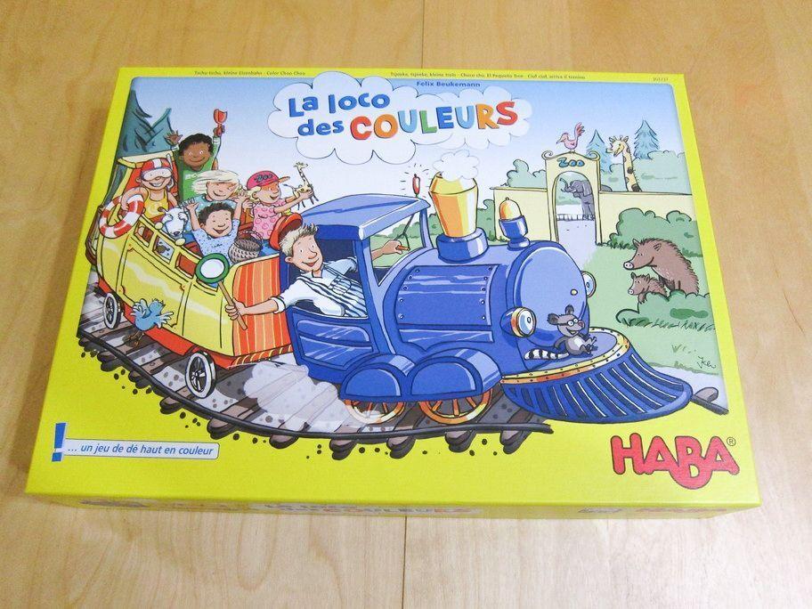 El pequeño tren - Haba España - Caja