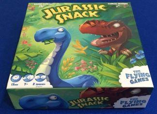 Jurassic Snack - Maldito Games