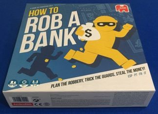 How to Rob a Bank - JumboDiset