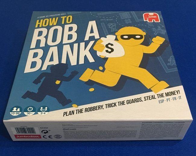 How to Rob a Bank - JumboDiset