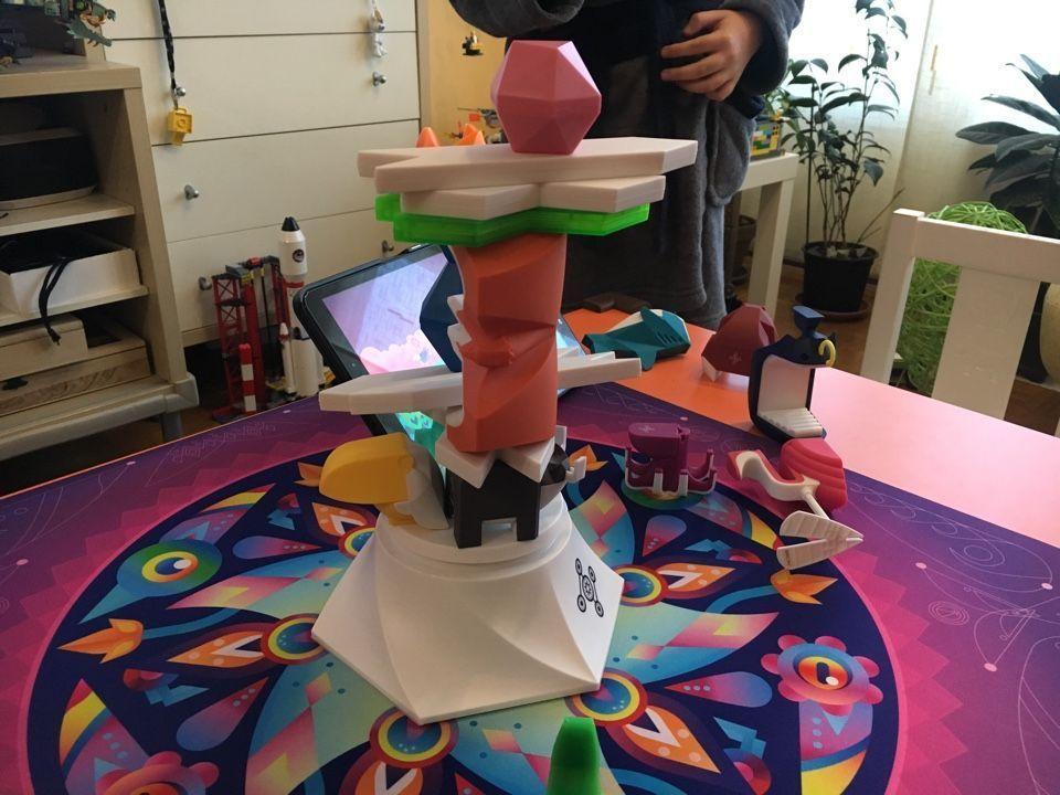 Beasts of Balance - Sensible Objects
