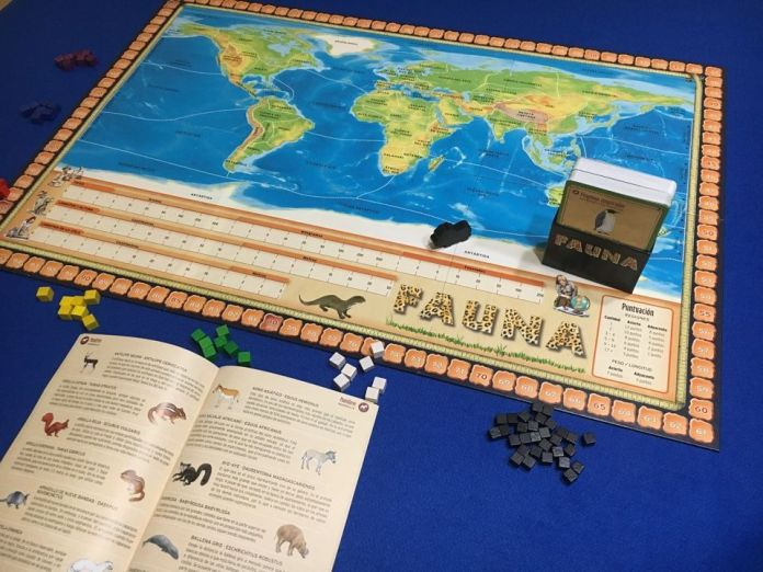 Fauna - Devir