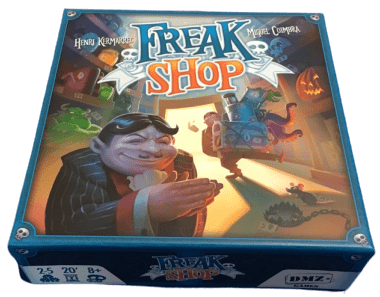 Freak Shop - DMZ Games